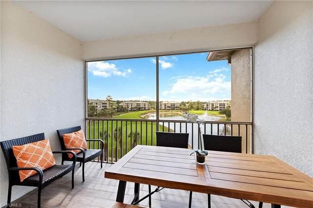 4010 Loblolly Bay Dr 9-405, Naples, FL 34114 (#221012106) :: Vincent Napoleon Luxury Real Estate