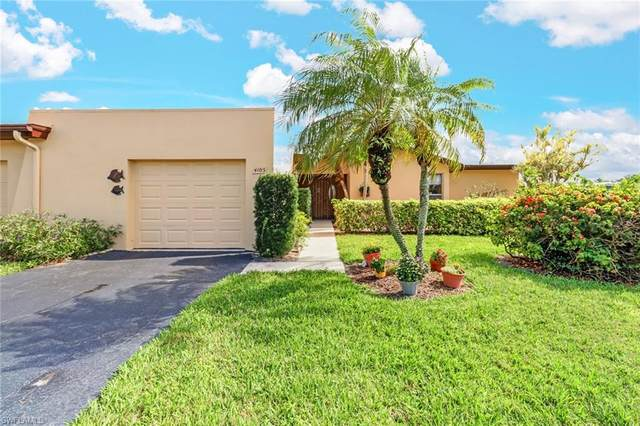 4105 Lakewood Blvd E-18, Naples, FL 34112 (MLS #221012234) :: Wentworth Realty Group