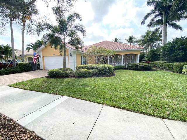 7314 Donatello Ct, Naples, FL 34114 (MLS #221012235) :: BonitaFLProperties