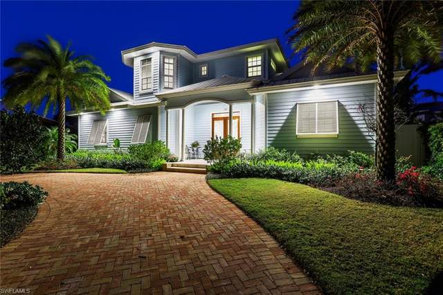 336 5th St N, Naples, FL 34102 (MLS #221012290) :: Avantgarde