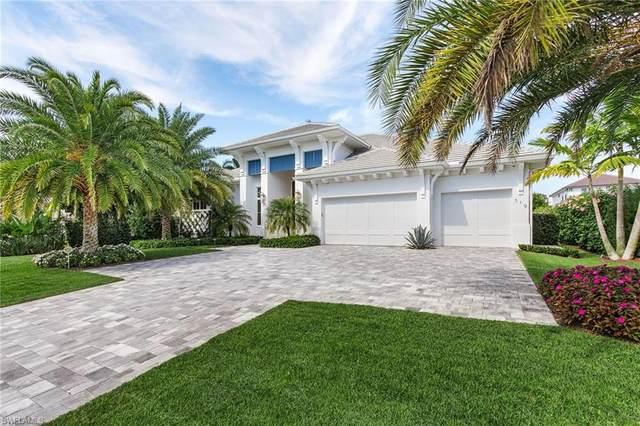 519 Turtle Hatch Ln, Naples, FL 34103 (#221012328) :: Vincent Napoleon Luxury Real Estate