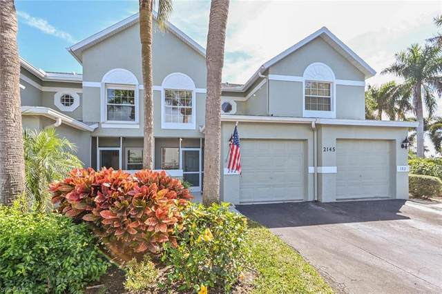 2145 Tama Cir #202, Naples, FL 34112 (MLS #221012336) :: Domain Realty