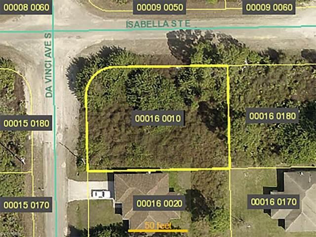 717 Da Vinci Ave S, Lehigh Acres, FL 33974 (#221012368) :: Southwest Florida R.E. Group Inc