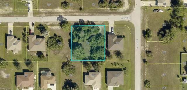 2706 NW 5th Ter, Cape Coral, FL 33993 (#221012397) :: Caine Luxury Team