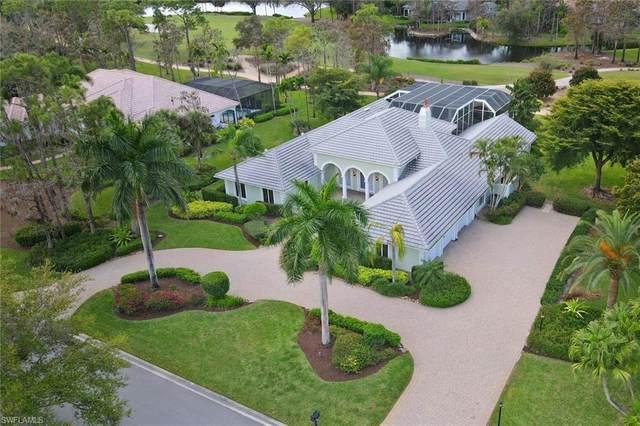 12989 Valewood Dr, Naples, FL 34119 (MLS #221012507) :: Dalton Wade Real Estate Group
