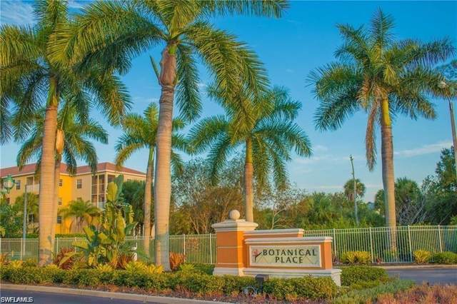 4440 Botanical Place Cir #406, Naples, FL 34112 (MLS #221012544) :: BonitaFLProperties