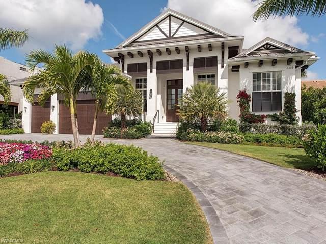 605 Parkview Ln, Naples, FL 34103 (#221012626) :: Southwest Florida R.E. Group Inc