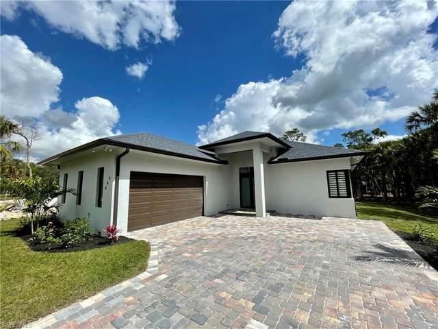 466 2nd St NE, Naples, FL 34120 (MLS #221012644) :: Realty World J. Pavich Real Estate