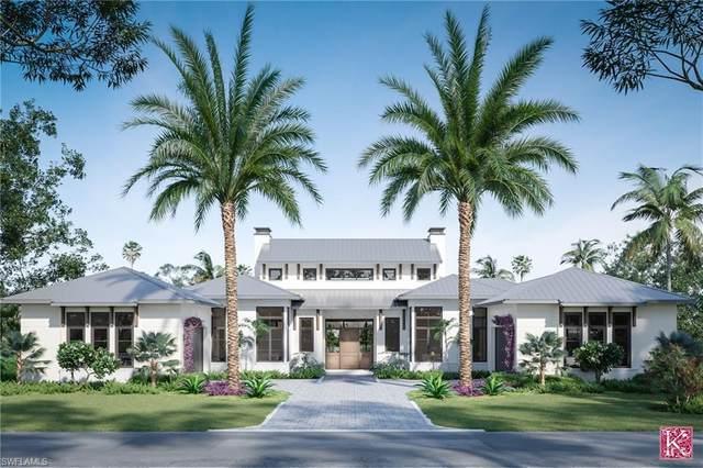 805 Knoll Wood Ct, Naples, FL 34108 (MLS #221012709) :: Domain Realty