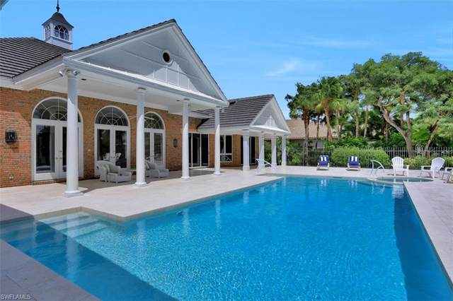 4756 Pond Apple Dr N, Naples, FL 34119 (MLS #221012712) :: Realty Group Of Southwest Florida