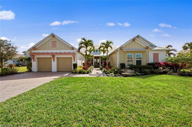 14820 Dockside Ln, Naples, FL 34114 (MLS #221013027) :: Waterfront Realty Group, INC.