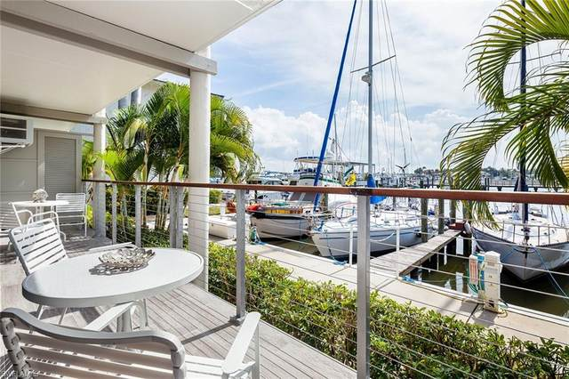 900 Broad Ave S 114/112, Naples, FL 34102 (MLS #221013046) :: Premiere Plus Realty Co.