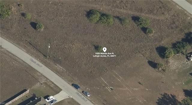 1928 Wanda Ave N, Lehigh Acres, FL 33971 (MLS #221013175) :: Domain Realty