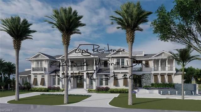 2131 Marina Dr, Naples, FL 34102 (#221013218) :: Vincent Napoleon Luxury Real Estate