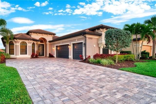 23207 Sanabria Loop, Bonita Springs, FL 34135 (#221013372) :: Vincent Napoleon Luxury Real Estate