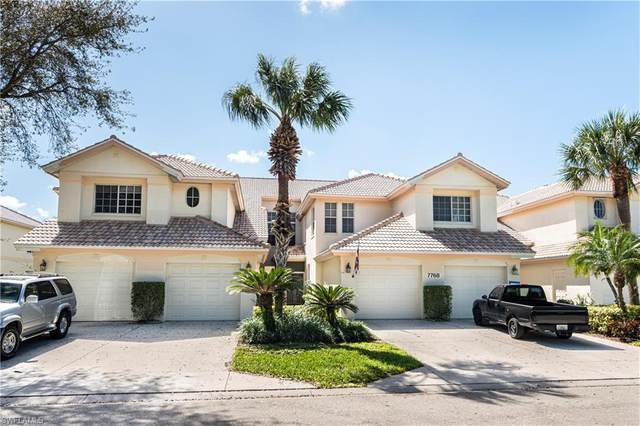 7768 Gardner Dr #102, Naples, FL 34109 (MLS #221013398) :: Kris Asquith's Diamond Coastal Group