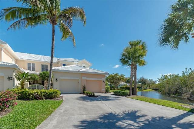 4650 Hawks Nest Way #104, Naples, FL 34114 (MLS #221013438) :: Kris Asquith's Diamond Coastal Group