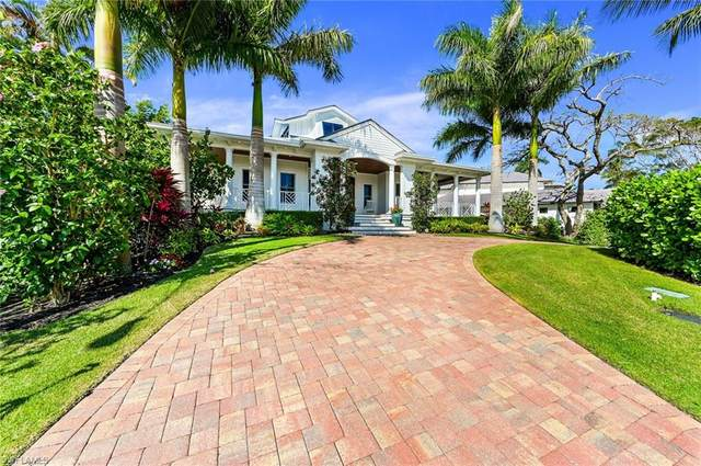 2150 Marina Dr, Naples, FL 34102 (#221013579) :: Vincent Napoleon Luxury Real Estate