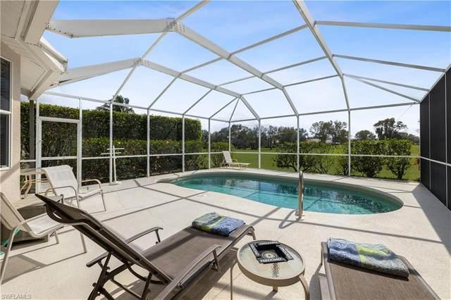 6561 Castlelawn Pl #45, Naples, FL 34113 (MLS #221013631) :: Realty Group Of Southwest Florida