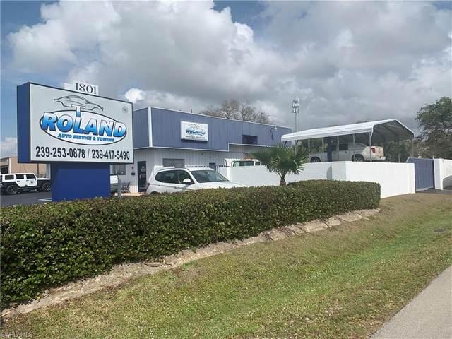 1801 Commercial Dr, Naples, FL 34112 (MLS #221013658) :: Clausen Properties, Inc.