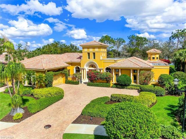4051 Brynwood Dr, Naples, FL 34119 (#221013719) :: We Talk SWFL