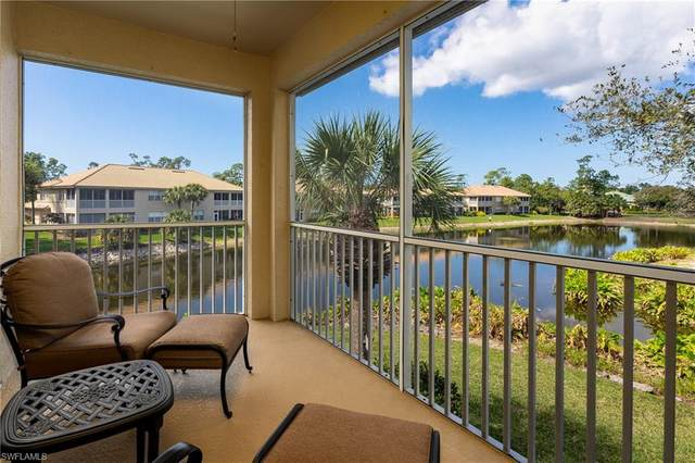 3965 Bishopwood Ct E #201, Naples, FL 34114 (MLS #221013764) :: Kris Asquith's Diamond Coastal Group