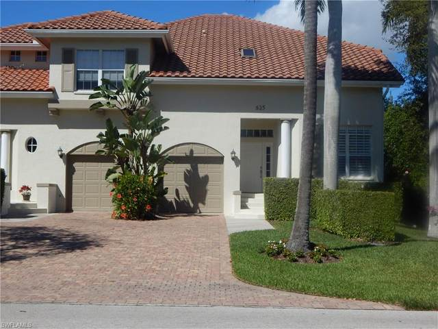 625 10th Ave S C-1, Naples, FL 34102 (MLS #221013771) :: Domain Realty