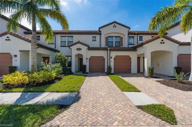 15152 Palmer Lake Cir #102, Naples, FL 34109 (MLS #221013814) :: Realty World J. Pavich Real Estate