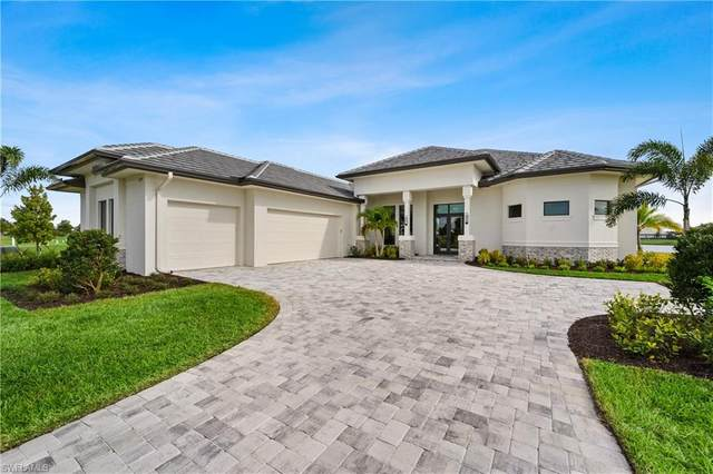 14231 Charthouse Cir, Naples, FL 34114 (MLS #221014025) :: NextHome Advisors