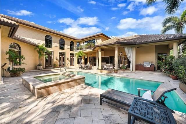 2300 Beacon Ln, Naples, FL 34103 (MLS #221014075) :: Realty Group Of Southwest Florida