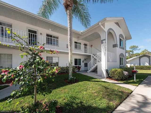 580 Belina Dr #1704, Naples, FL 34104 (MLS #221014119) :: #1 Real Estate Services
