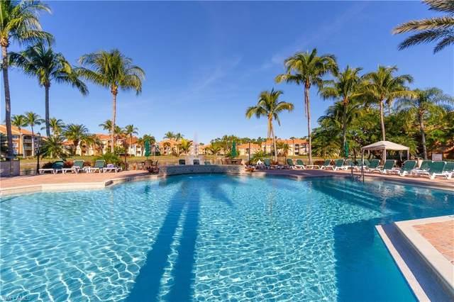 1270 Wildwood Lakes Blvd #108, Naples, FL 34104 (#221014122) :: Southwest Florida R.E. Group Inc