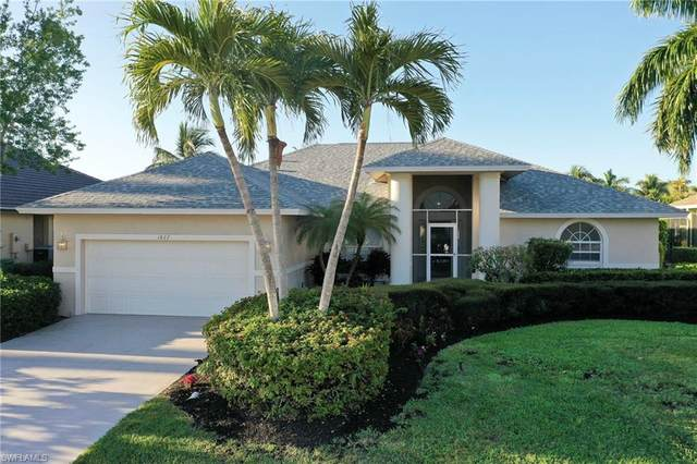 1827 Woodbine Ct, Marco Island, FL 34145 (MLS #221014123) :: #1 Real Estate Services