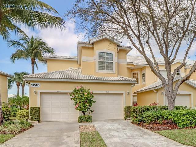1246 Sweetwater Ln #1605, Naples, FL 34110 (#221014144) :: Southwest Florida R.E. Group Inc