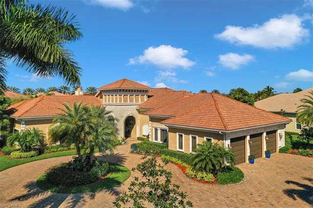 628 Venezia Grande Dr, Naples, FL 34119 (MLS #221014147) :: Realty World J. Pavich Real Estate