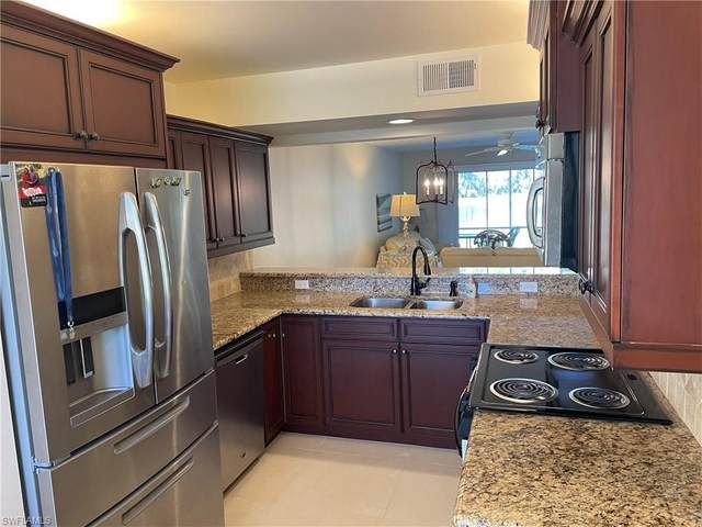 145 Robin Hood Cir #104, Naples, FL 34104 (MLS #221014180) :: Kris Asquith's Diamond Coastal Group