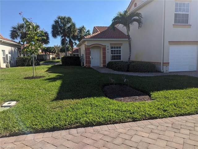 25094 Peacock Ln #101, Naples, FL 34114 (MLS #221014215) :: #1 Real Estate Services