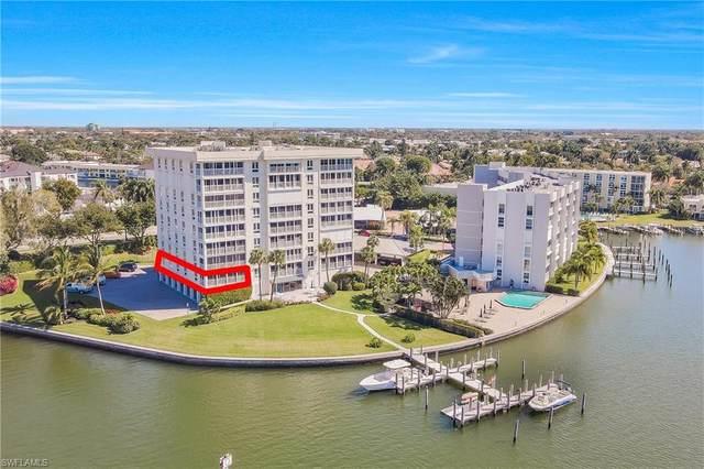 250 Park Shore Dr #103, Naples, FL 34103 (MLS #221014241) :: Dalton Wade Real Estate Group
