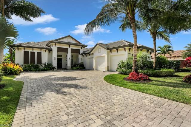 16972 Fairgrove Way, Naples, FL 34110 (MLS #221014273) :: Dalton Wade Real Estate Group