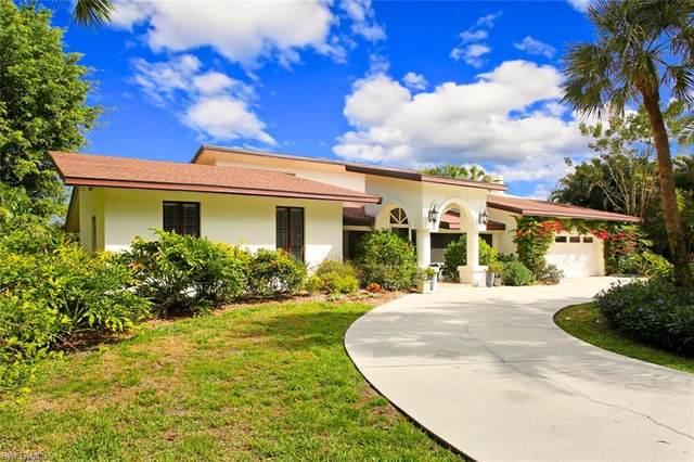 720 Bald Eagle Dr #39, Naples, FL 34105 (#221014345) :: The Dellatorè Real Estate Group