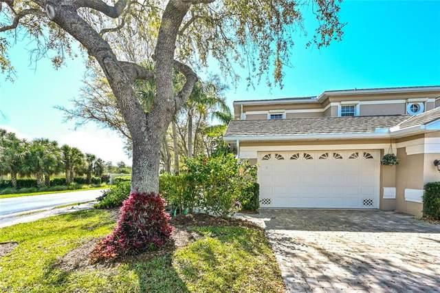 5040 Yacht Harbor Cir 6-201, Naples, FL 34112 (MLS #221014362) :: #1 Real Estate Services