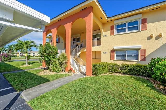 366 Charlemagne Blvd C-202, Naples, FL 34112 (#221014400) :: Vincent Napoleon Luxury Real Estate