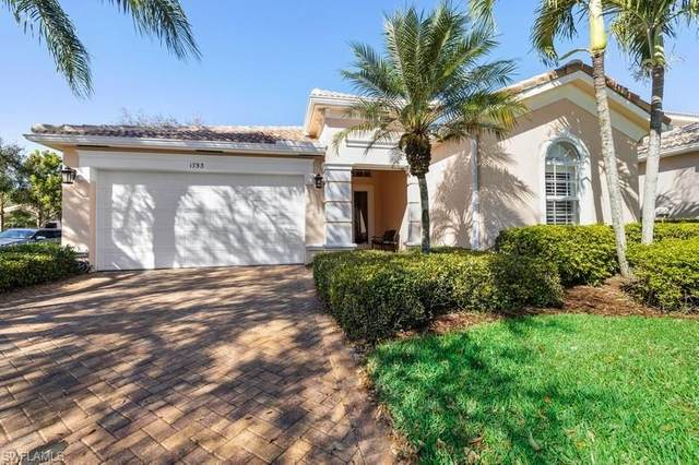 1753 Sanctuary Pointe Ct, Naples, FL 34110 (#221014526) :: Southwest Florida R.E. Group Inc