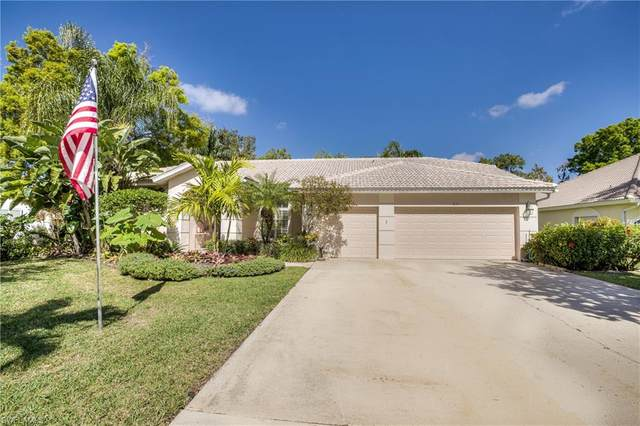 212 Palmetto Dunes Cir, Naples, FL 34113 (MLS #221014638) :: Domain Realty
