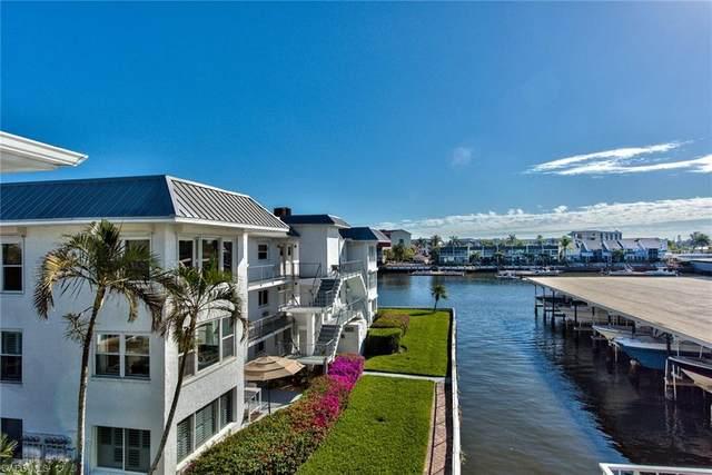 1100 8th Ave S 328H, Naples, FL 34102 (#221014685) :: Vincent Napoleon Luxury Real Estate