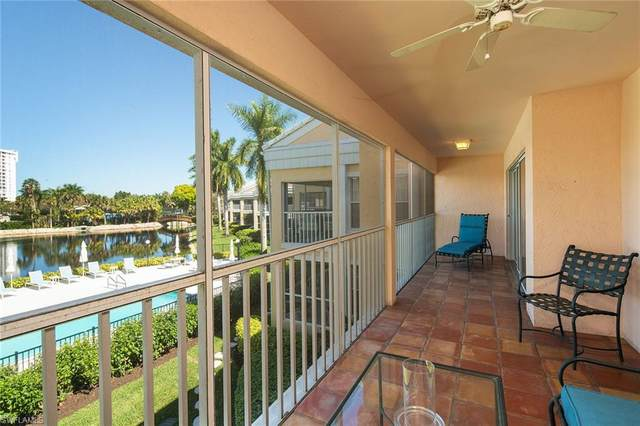 6141 Pelican Bay Blvd Ii-18, Naples, FL 34108 (#221014710) :: Vincent Napoleon Luxury Real Estate