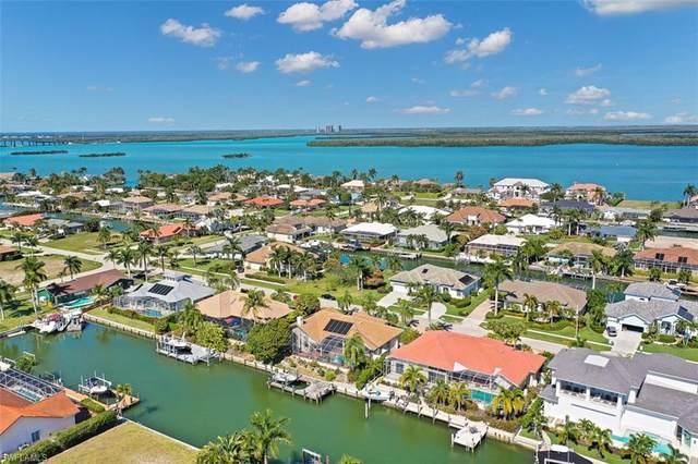 264 Rockhill Ct, Marco Island, FL 34145 (#221014731) :: We Talk SWFL