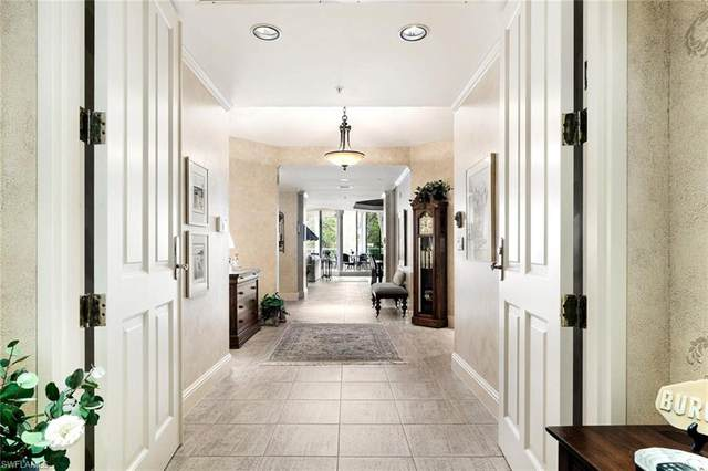 2630 Grey Oaks Dr N B-15, Naples, FL 34105 (#221014811) :: Vincent Napoleon Luxury Real Estate