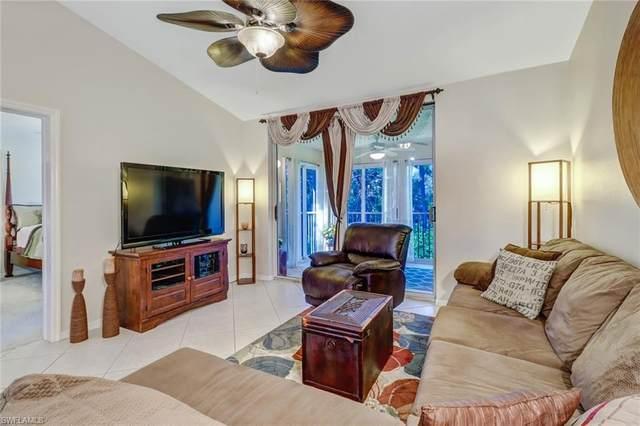 6635 Huntington Lakes Cir #201, Naples, FL 34119 (MLS #221014831) :: Domain Realty