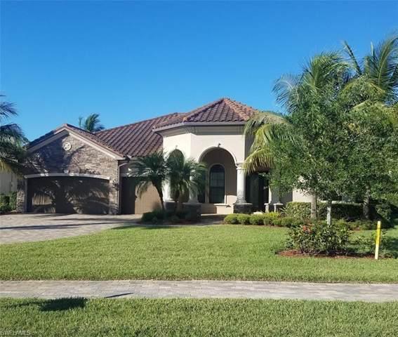 9476 Italia Way, Naples, FL 34113 (MLS #221014838) :: Realty World J. Pavich Real Estate